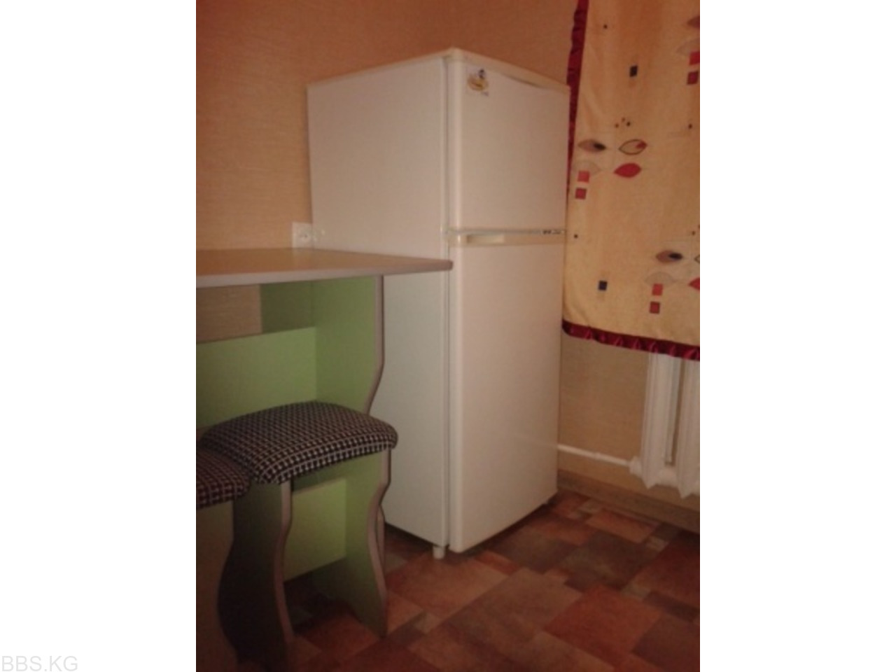 Сдаю 1-комнатную квартиру в 4 мкр. после ремонта с новой мебелью - 6/8